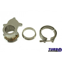 Downpipe T3/T4 to 3 V-Band